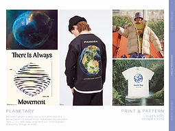 trendhub kidswear fashion forecast AW22/23 print & pattern