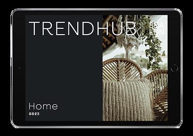 trendhub home SS23 interior design