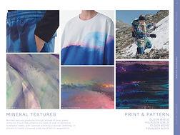 trendhub kidswear fashion forecast AW22/23 mineral textures