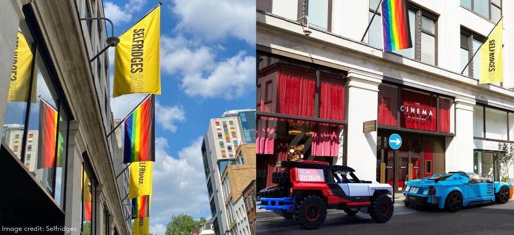 selfridges for sale london