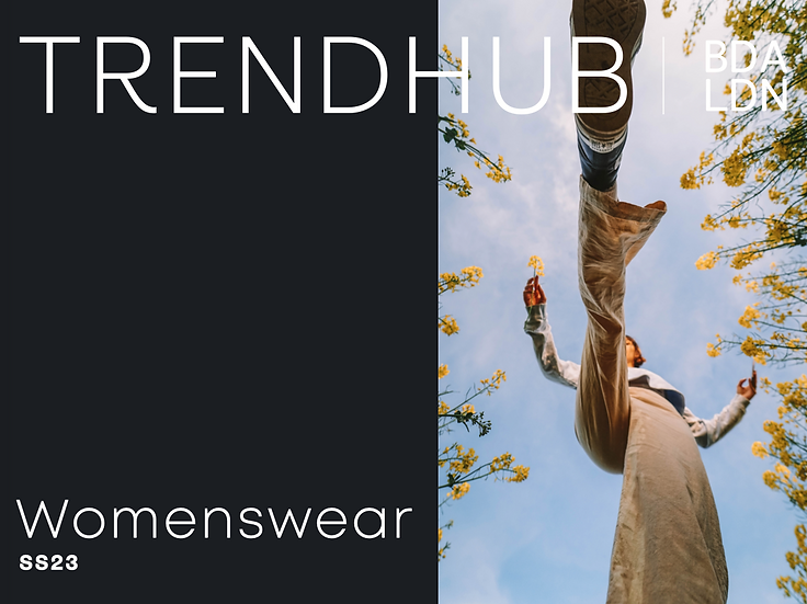 Trendhub Womenswear SS23
