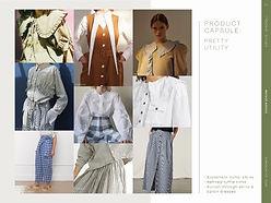 trendhub womenswear spring/summer 23 product capsule