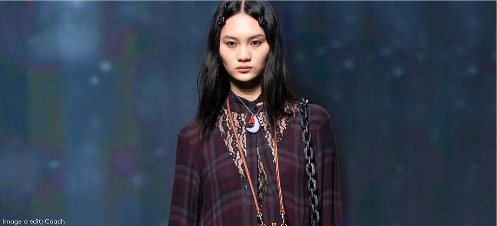 fashion runway model physical fashion shows return