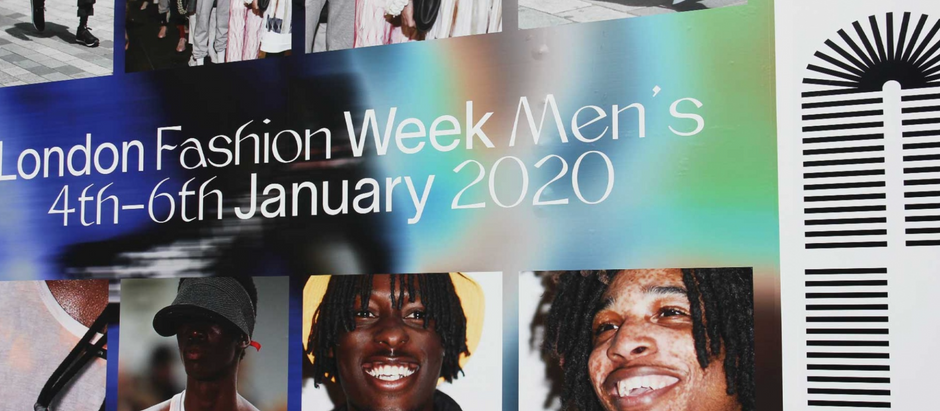 London Fashion Week Men's AW20