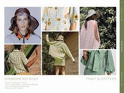 trendhub womenswear spring/summer 23 print & pattern