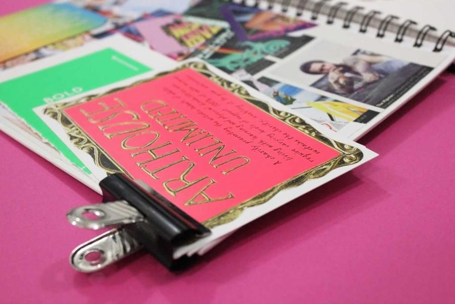 scrapbook pink Clip creative