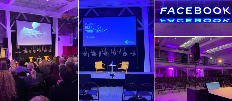 Facebook Stockholm Presents: Refashion Your Thinking