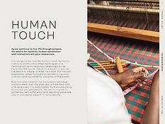 trendhub womenswear spring/summer 23 human touch trend