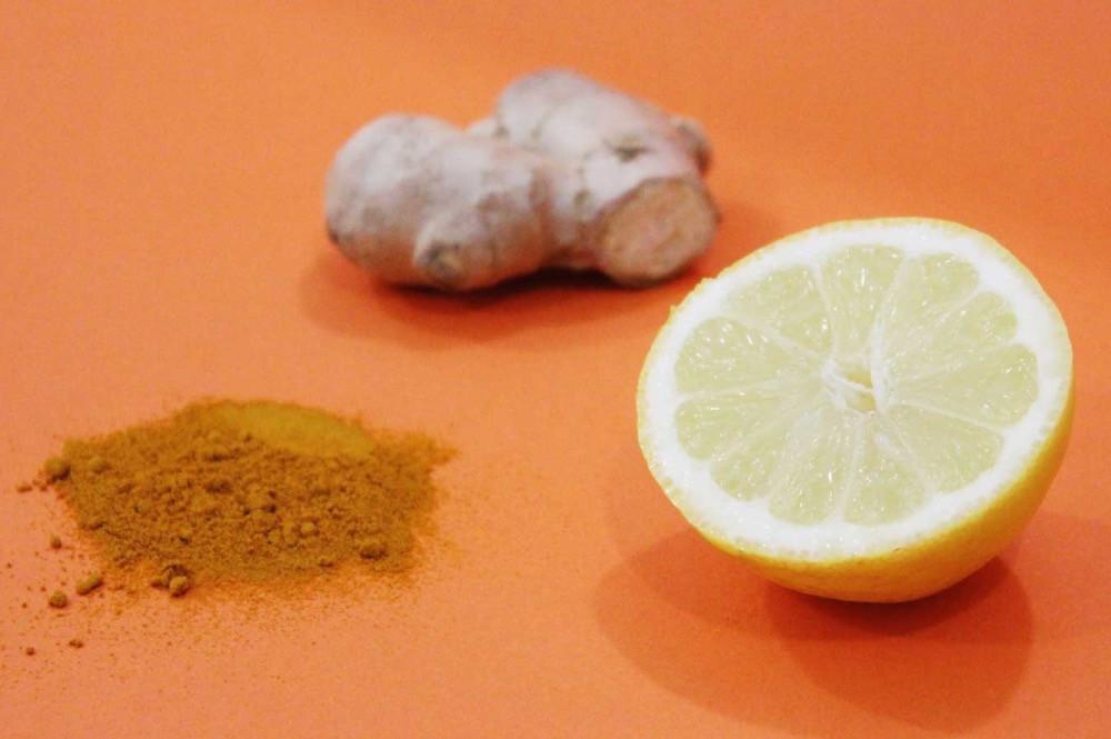 ginger garlic turmeric