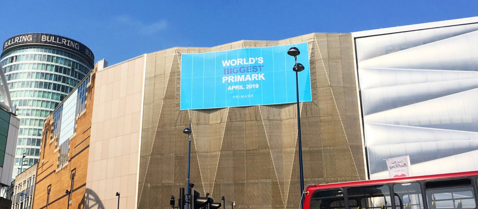 Now Open: The World's Biggest Primark