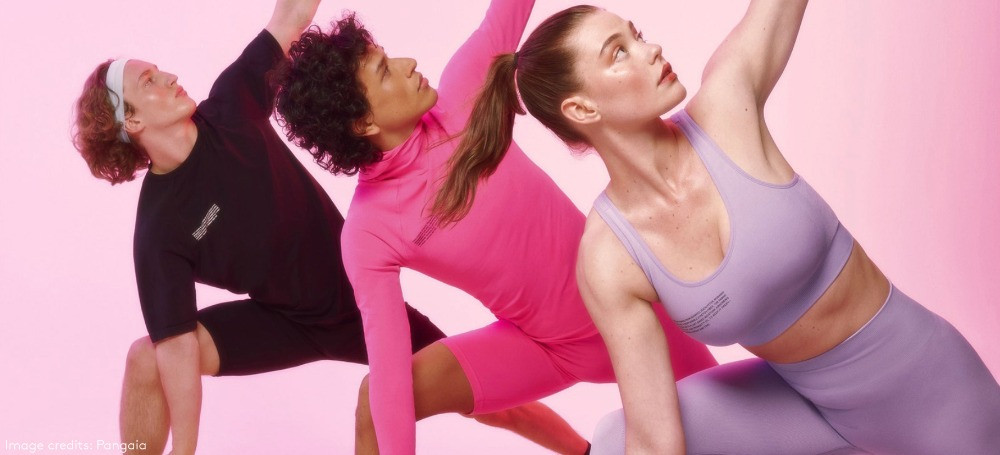pangaia activewear collection mens and womens