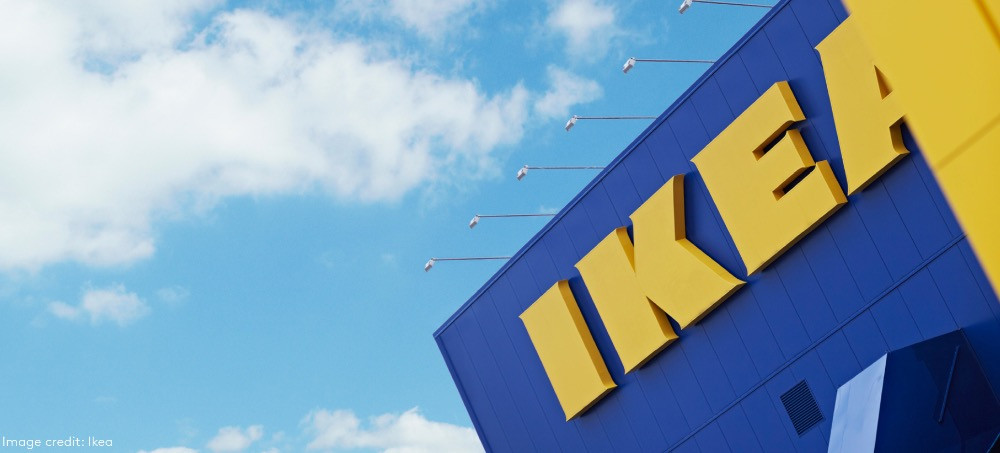 Ikea's interest in topshop flagship takeover