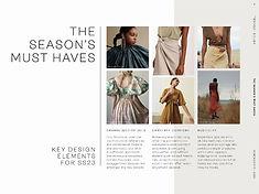 trendhub womenswear spring/summer 23 seasonal must haves