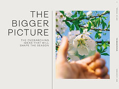 trendhub womenswear spring/summer 23 the bigger picture flower hand