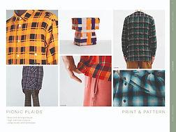 trendhub mens ss23 picnic plaids print