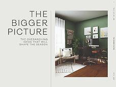 trendhub home SS23 interior design bigger picture