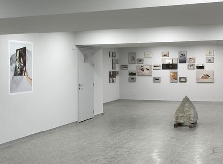 Argi Festibala 2019  incluyendo la exposición a duo sobre la construcción de un paisaje