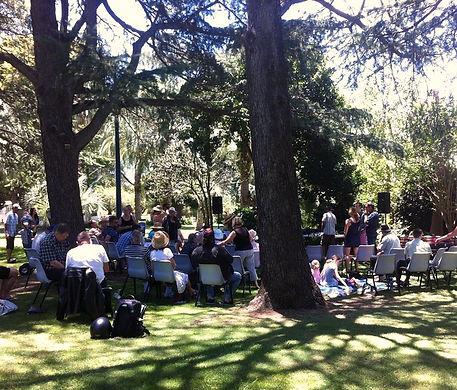 Toowoomba non denominational organic church