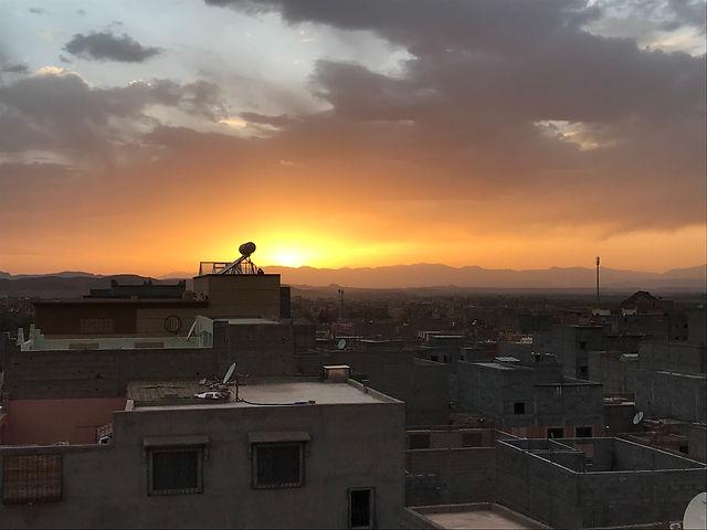 Crépuscule sur Ouarzazate.jpg