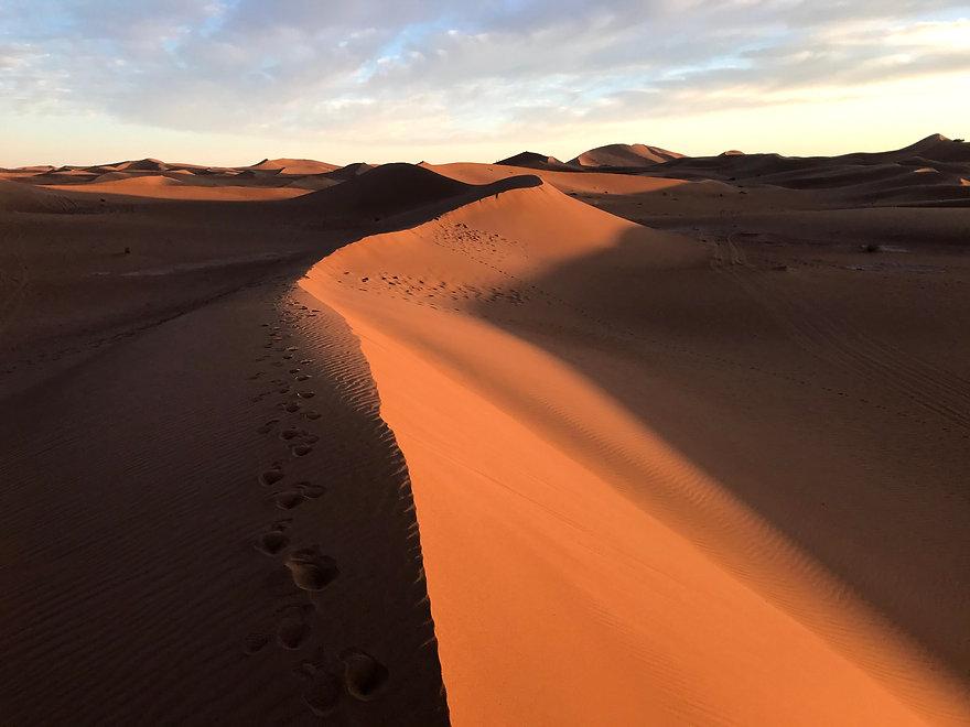 Dunes de Chegaga Maroc Légendes Berbères