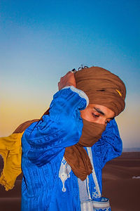 Berbère du désert Maroc.jpeg