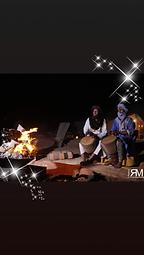 Nuit magique sous les étoiles du désert