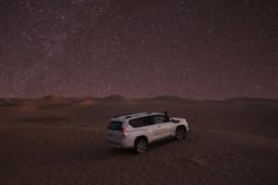 Excursion sous les étoiles du désert Mar