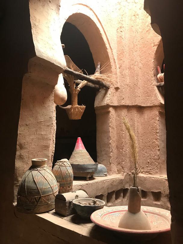 Kasbah traditionnelle berbère Maroc.jpg