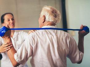 Consejos para la terapia física para el Parkinson
