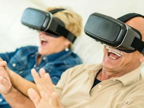 Ejercicios de realidad virtual pueden ser positivos para los pacientes de Parkinson