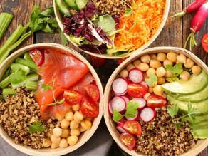 Una buena dieta puede ayudar a reducir la ansiedad y el pánico