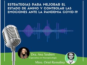 Dale play a tu tratamiento segundo episodio con la Dra. Ana Seubert y Mtro. Remolina