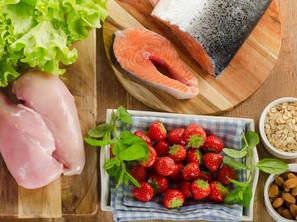 Disfrutando de una dieta variada y balanceada con Parkinson