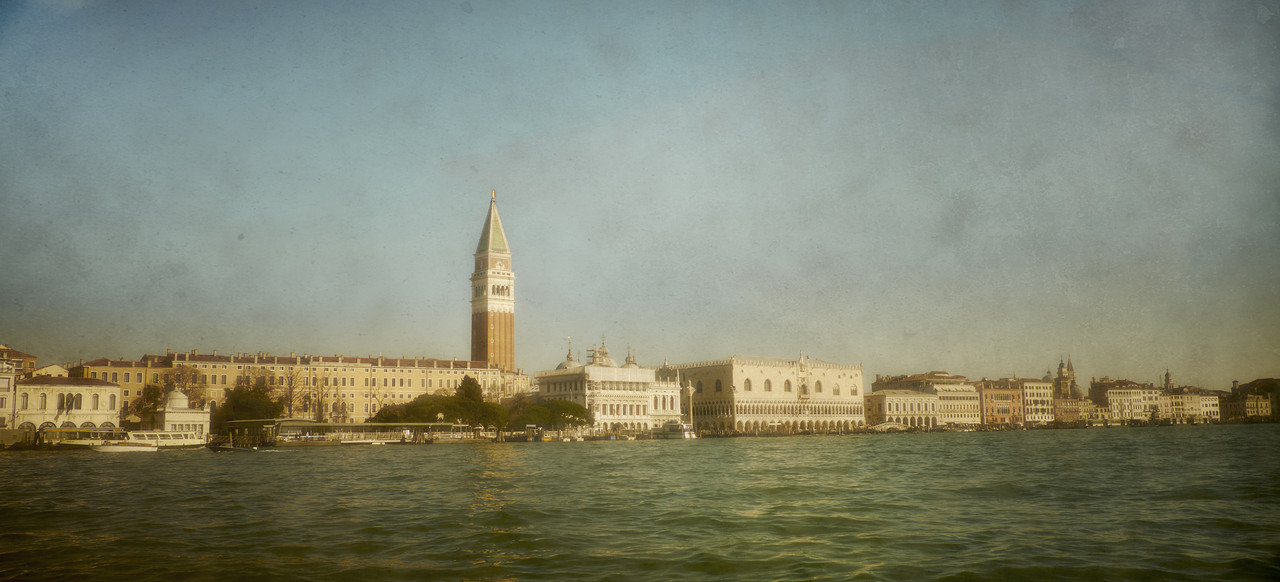 Doges Palace from the Grand Canal