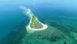 SAVING A DROWNING ISLAND