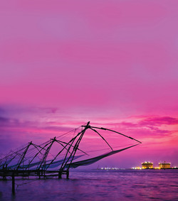 A Holiday in Kochi