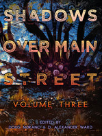 Shadows Over Main Street, Volume 3