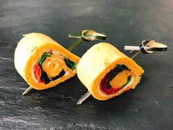 Wraps Végétarien