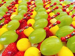 Brchettes de Fruits Frais