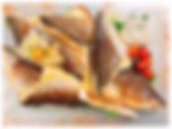 Filet de Dorade Royale, Sauce du Chef