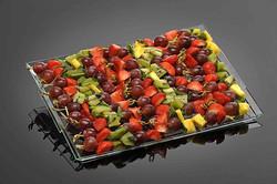 Plateau de Brochettes de Fruits