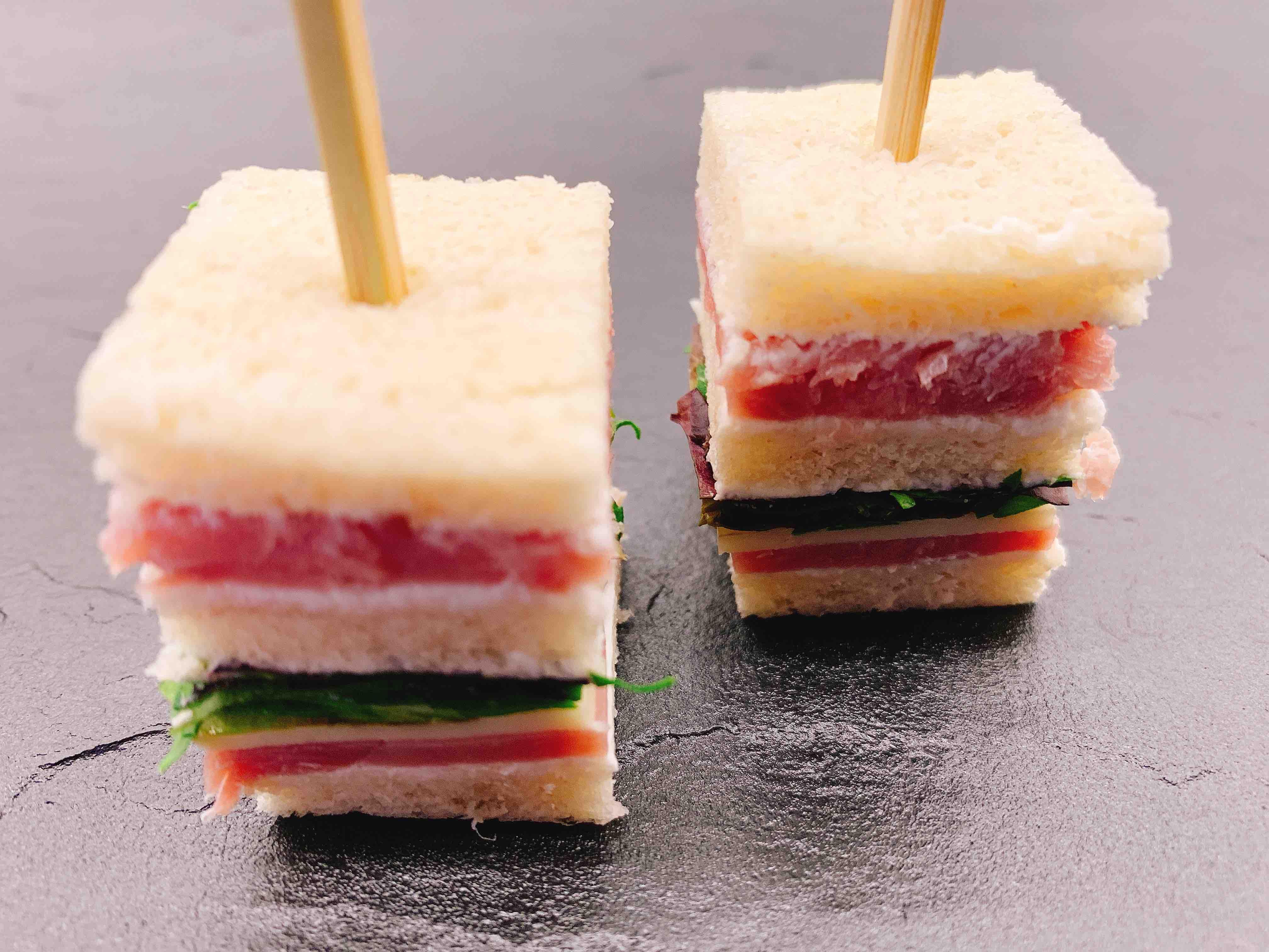 Club Sandwich Dinde