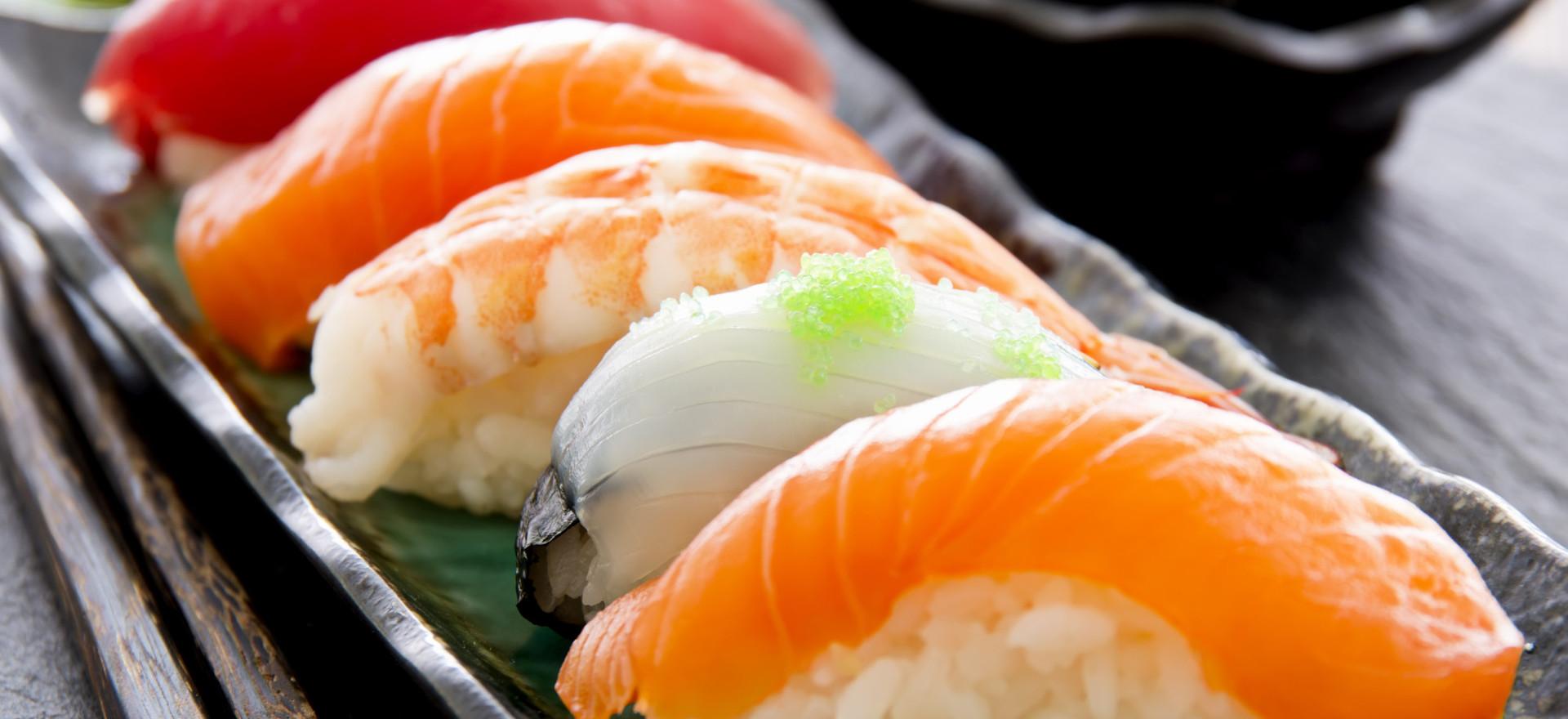 Animation Sushi