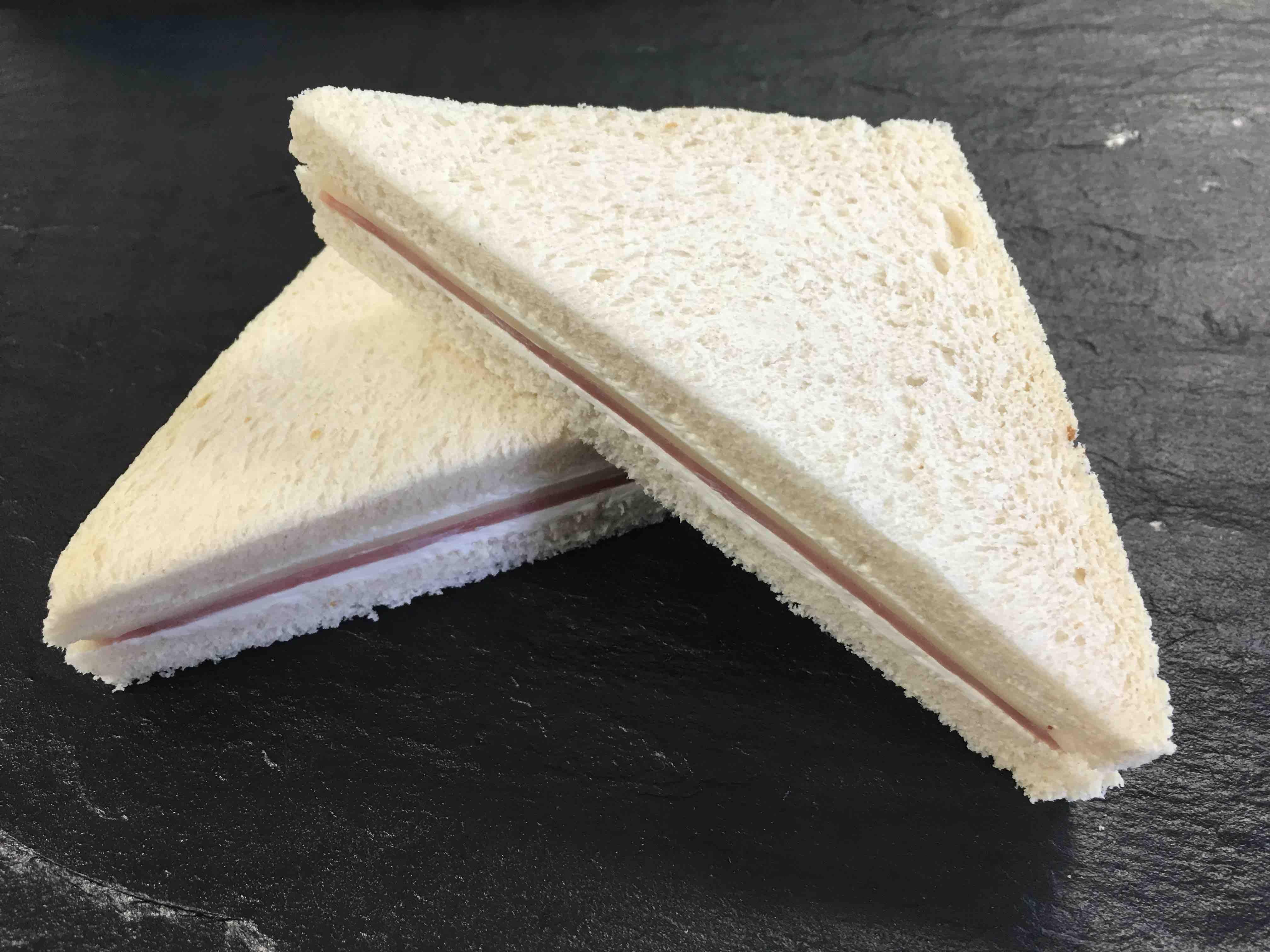 Club Sandwich Jambon de Dinde