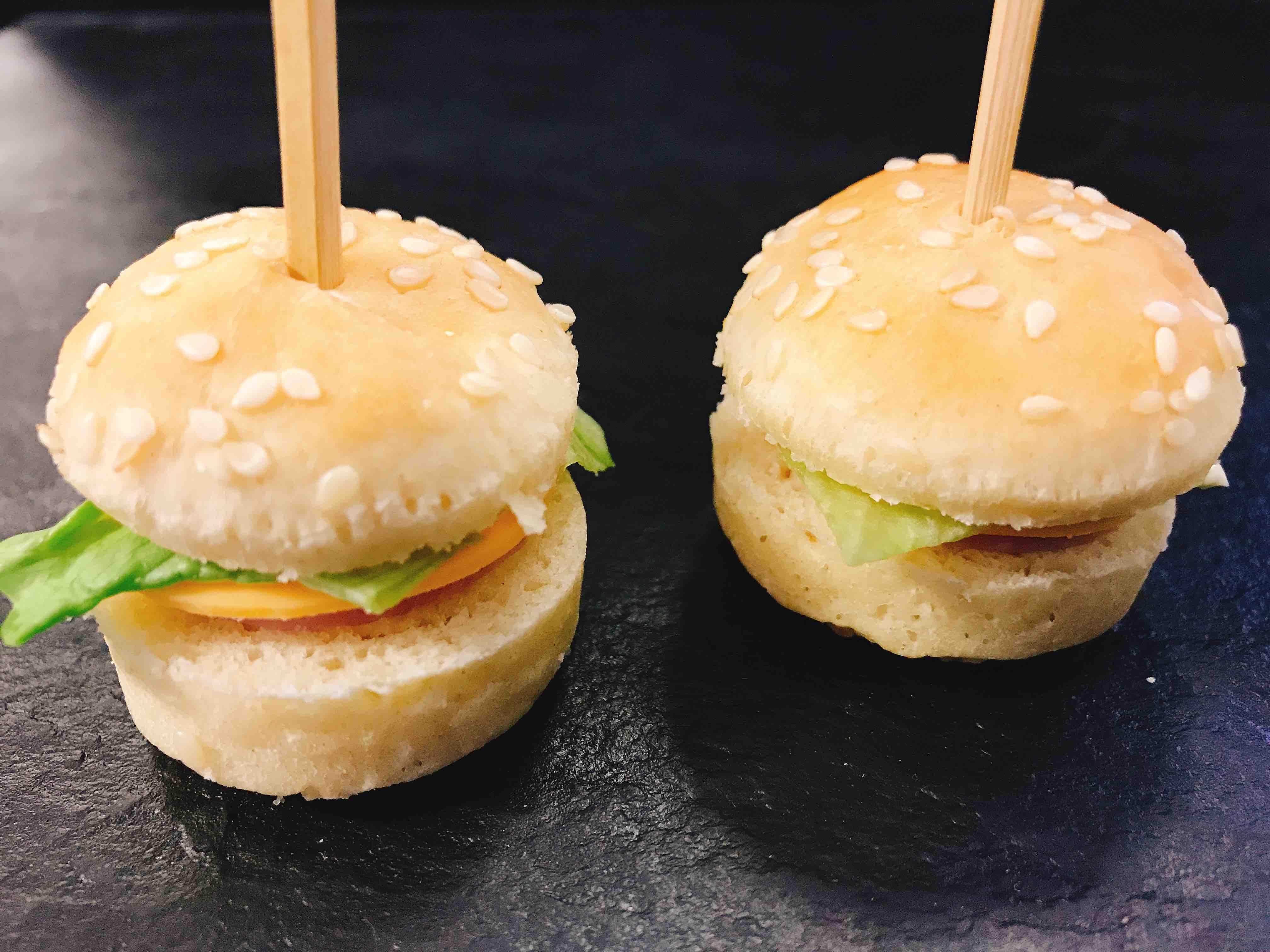 Mini Burger Dinde