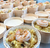 Risotto Crevettes au Curry