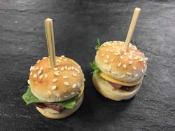 Mini Burger Magret