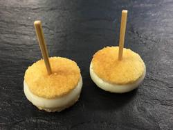 Mini Croque Chèvre