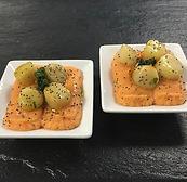 Patates Douces et Noix de Pétoncles