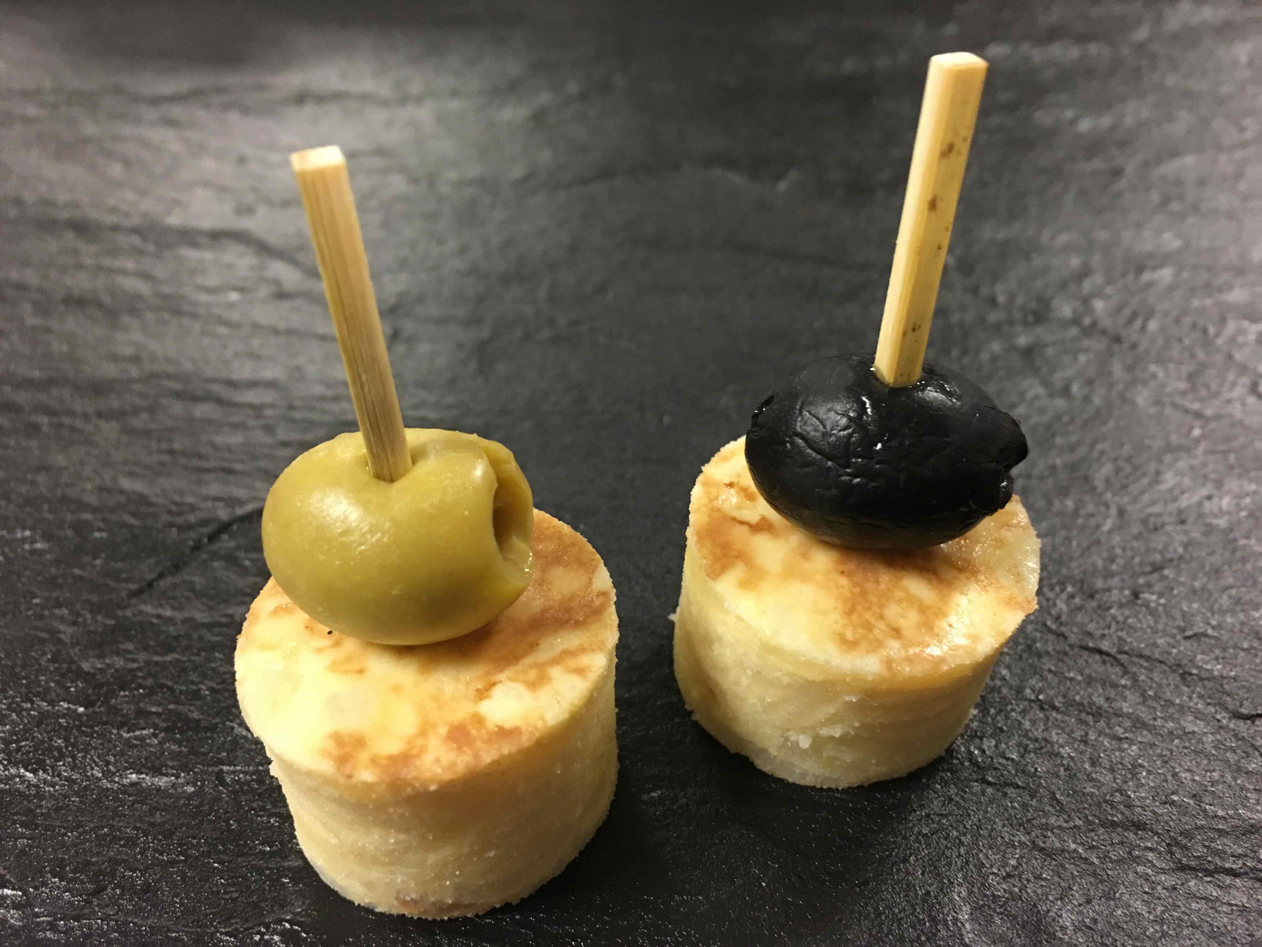 Tortillas Oignons